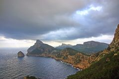 Northern Majorca Stock Images