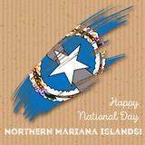 Northern Mariana Islands Independence Day. Royalty Free Stock Images