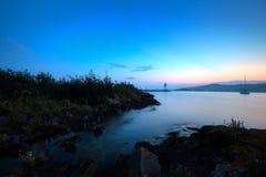 Northern Marina Royalty Free Stock Images
