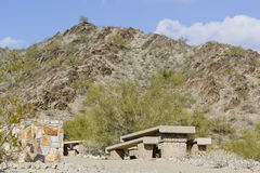 Northern Mountain Park, Phoenix,  AZ Royalty Free Stock Photo