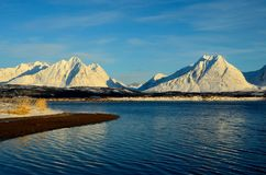 Northern Mountains Stock Photo