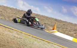 Northern Nevada Kart Club Racing Stock Image