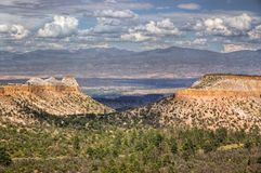 Northern New Mexico Royalty Free Stock Photography