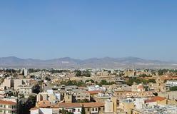 Northern Nicosia panorama Royalty Free Stock Image
