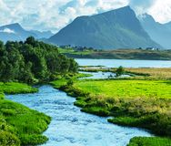 Northern Norway Stock Photos