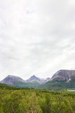 Northern Norway landscape Royalty Free Stock Image