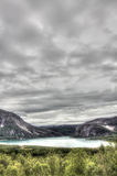 Northern Norway landscape Stock Photography