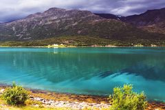 Northern Norway Stock Photos