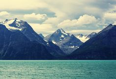 Northern Norway Stock Photography