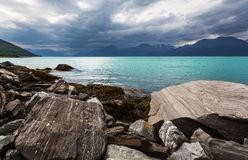 Northern Norway Royalty Free Stock Photography