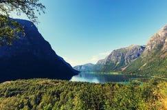 Northern Norway Stock Photo