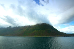 Northern Norwegian fjords. Royalty Free Stock Photo