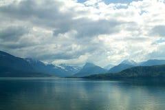 Northern Norwegian fjords. Stock Images