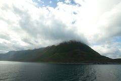 Northern Norwegian fjords. Stock Image