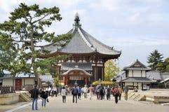 Northern Octagonal Halls of Kofukuji temple Royalty Free Stock Photo