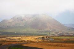 Northern part of the island, Mirador del Rio Stock Image