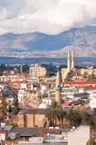 Northern part of old city, Nicosia, Cyprus Stock Image