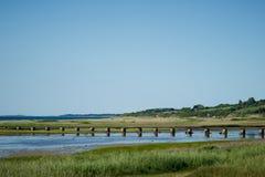 Northern sea, Denmark Stock Image