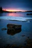 Northern shoreline Stock Photos