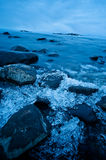 Northern shoreline Royalty Free Stock Images