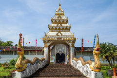 Northern Style Buddhist Temple Stock Images