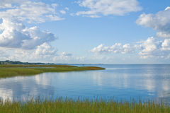 Northern Summer Royalty Free Stock Photography