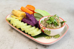 Northern Thai cuisine Stock Image