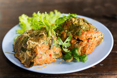 Northern Thai food Royalty Free Stock Photography
