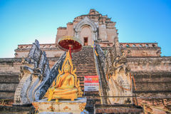 Northern Thai style architectures Royalty Free Stock Images