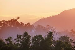 Northern Thailand stock photography