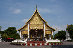 Northern Thailand Temple Royalty Free Stock Photos