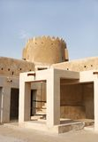 The Northern tower of Zubarah fort, Qatar Stock Photos