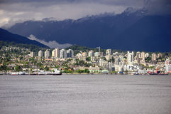 Northern Vancouver Canada Royalty Free Stock Photography