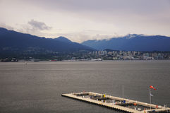 Northern Vancouver Royalty Free Stock Images