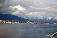 Northern Vancouver Royalty Free Stock Photography