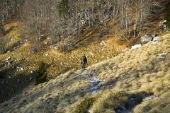 Northern Velebit landscape. stock photography