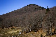 Northern Velebit landscape. stock photos