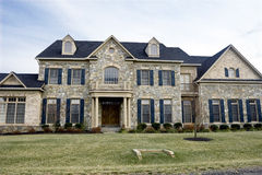 Northern Virginia Home Stock Photo