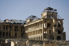 Northern wing Darul Aman Palace Royalty Free Stock Images