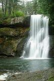 Northfalls superior, parque de estado de prata da angra. Fotos de Stock