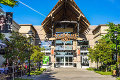 Northgate Mall Seattle Washington Royalty Free Stock Photo