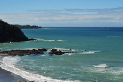 Northland coast Royalty Free Stock Images