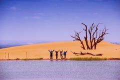 Northland of Xinjiang Province in China Royalty Free Stock Photos