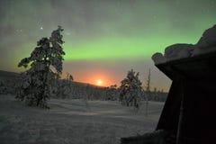 Northlight Foto de archivo libre de regalías