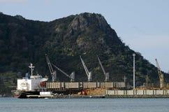 Northport - le Nouvelle-Zélande Photographie stock libre de droits