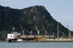 Northport - Nieuw Zeeland Royalty-vrije Stock Fotografie
