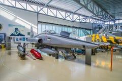 Northrop f-5a frihetskämpe Royaltyfria Bilder