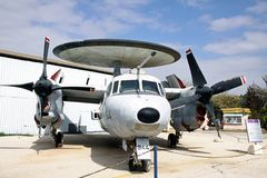 Northrop Grumman E-2 Hawkeye Royalty Free Stock Image