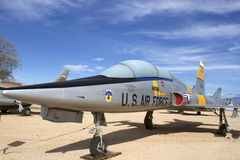 Northrup F-5B Images libres de droits