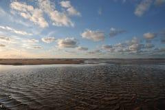 Northsea-Küste Stockbild